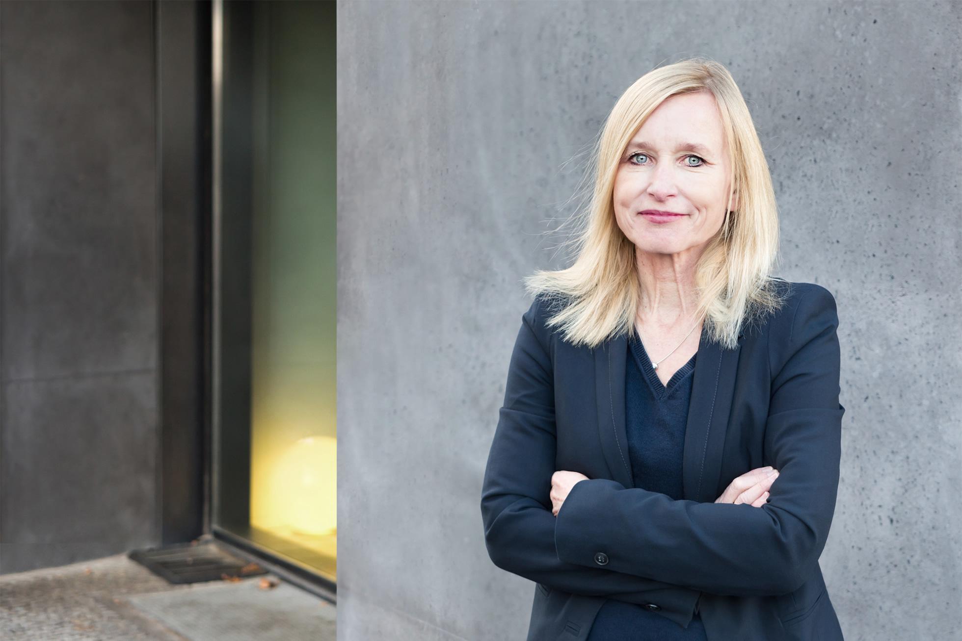 Bettina Redeker Rechtsanwältin Berlin